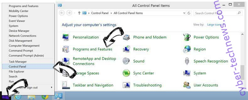 Delete Pdfconverter.pro from Windows 8