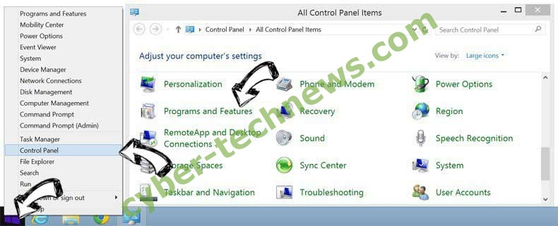 Delete Download Converter Now from Windows 8