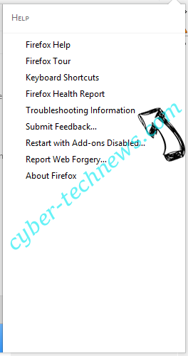 Tabs2Grid Virus Firefox troubleshooting
