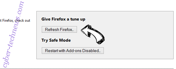 Your Daily Trailer Toolbar Firefox reset