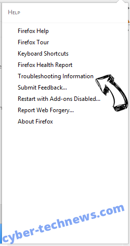 Search.searchttab.com Firefox troubleshooting