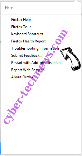 Home.specialtab.com Firefox troubleshooting