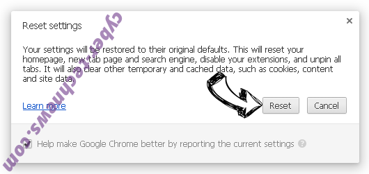 Afternoon.world Chrome reset