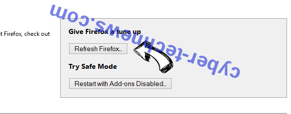 Afternoon.world Firefox reset