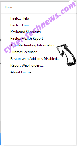 Googlo.co Firefox troubleshooting