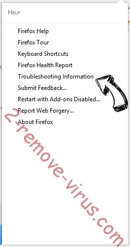 Search.becovi.com Firefox troubleshooting