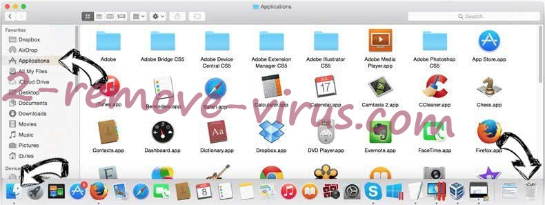 DIY Projects Virus removal from MAC OS X