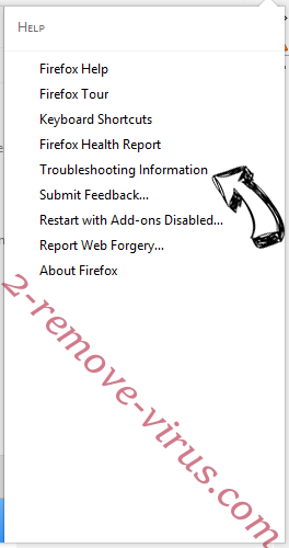 Search.searchismfa.com Firefox troubleshooting
