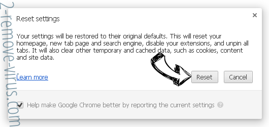 pushwhy.com Chrome reset