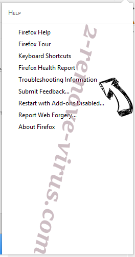 Search.salamangal.com Firefox troubleshooting