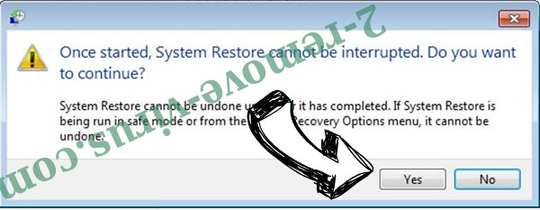 .GDCB file extension virus removal - restore message