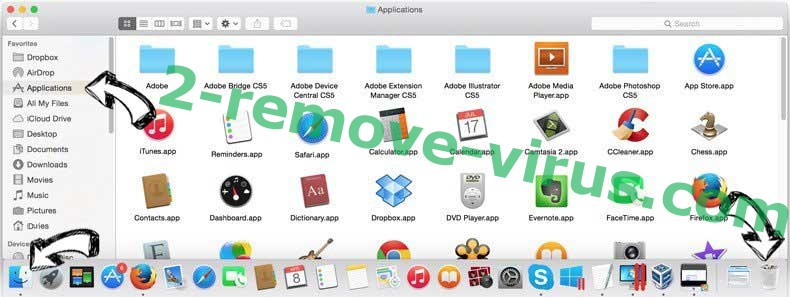 Maranhesduve.club removal from MAC OS X