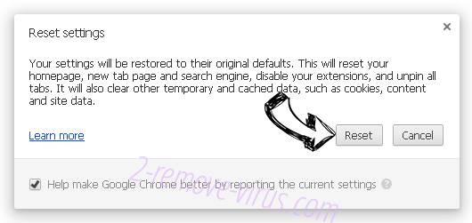 Search.searchfch.com Chrome reset