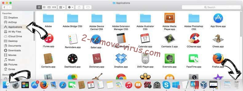 Bvts.xyz removal from MAC OS X