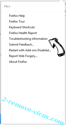 Search.hloginhelper.co Firefox troubleshooting