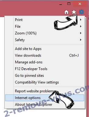 FF Updater Tool IE options
