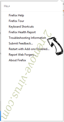 TheSearchGuard virus Firefox troubleshooting