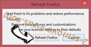 Windows Defender Security Center Firefox reset confirm