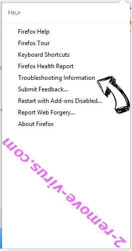 ScreenDream virus Firefox troubleshooting