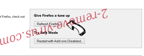 Native Desktop Media Service Virus Firefox reset