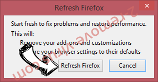Cryptosearch.site Firefox reset confirm