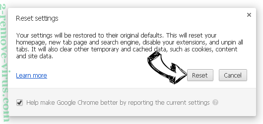Downtoext.info Chrome reset