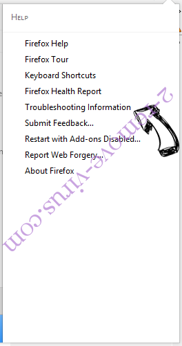 Downtoext.info Firefox troubleshooting