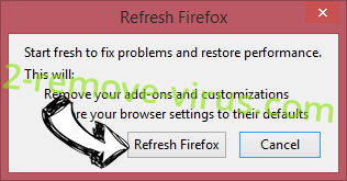 Home.streamontheweb.com Firefox reset confirm