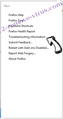 Click-now-on.me Firefox troubleshooting