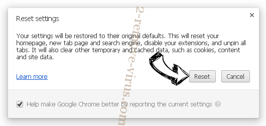 Search.hsearchsmart.co Chrome reset