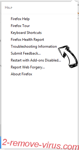 Search-mate.com Firefox troubleshooting