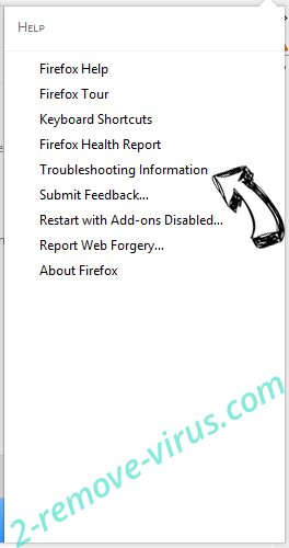 Smartsearch.pw Firefox troubleshooting