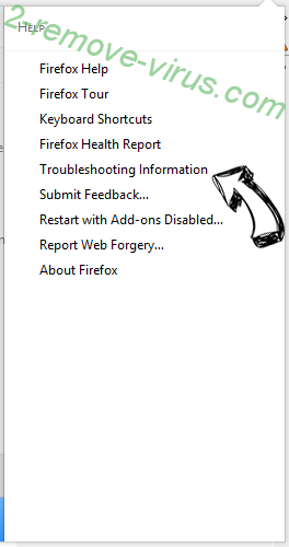 central-messages.com virus Firefox troubleshooting