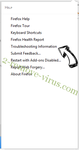 Trk.billyrtb.com redirect virus Firefox troubleshooting