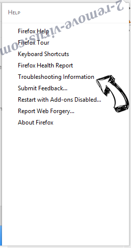 Search.searchpcst.com Firefox troubleshooting