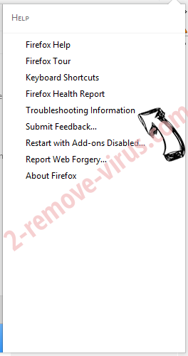 Pronotifications.online ads Firefox troubleshooting