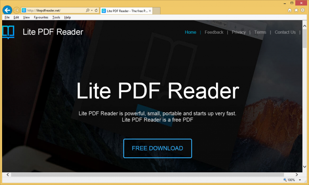 Lite PDF Reader Virus
