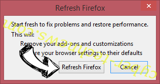 Search.pensirot.com Firefox reset confirm