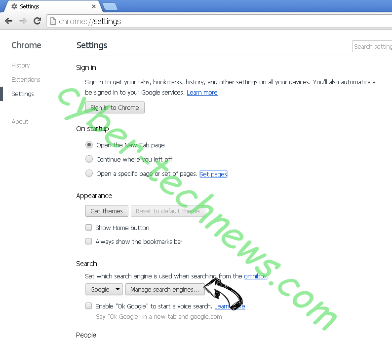 Siblesectiveal.club Chrome extensions disable