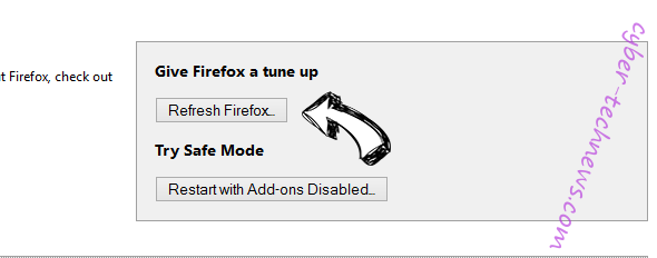 Siblesectiveal.club Firefox reset