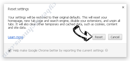 Gaming-guide-online.com Chrome reset
