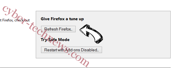 Becomspectua.club Firefox reset