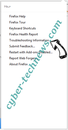 Becomspectua.club Firefox troubleshooting