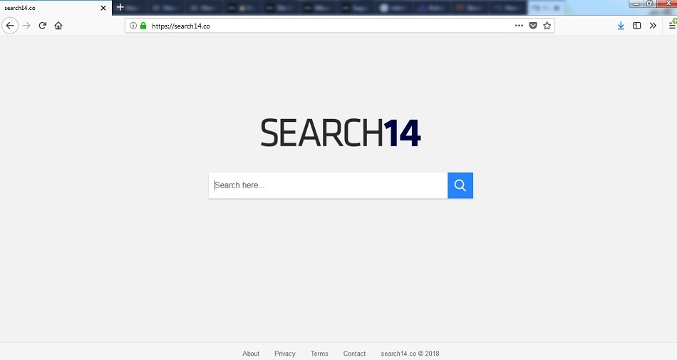 Remover Search14.co