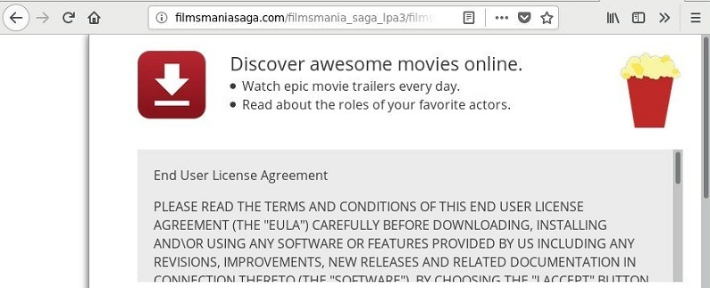 How to uninstall Filmsmaniasaga.com