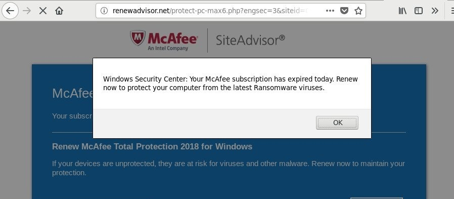 How to delete Renewadvisor.net