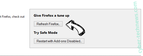 Search.securesearch.live Firefox reset