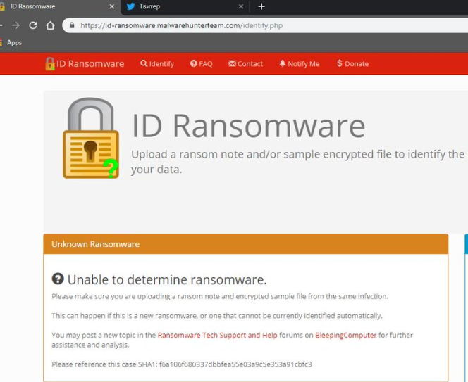 Remove .cammora file virus