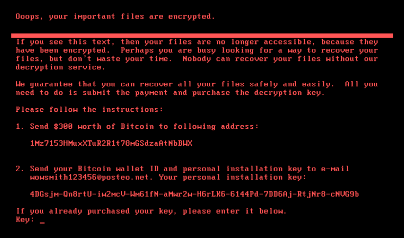 Remover Cube Ransomware
